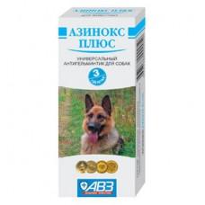 Азинокс + упаковка 3 таблетки АВ4