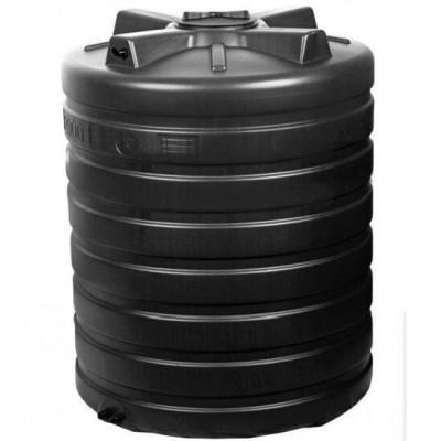 Бак для воды ATV-2000 (черный) с поплавком
