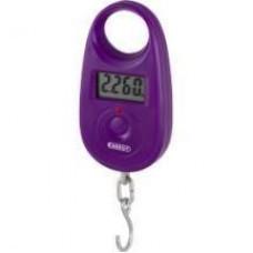 Безмен эл. Energy BEZ-150 до 25 кг, дел. 5гр, синий, ЖК дисплей (2хCR2032 нет в компл) 11635