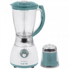 Блендер Energy EN-268, 300Вт, 4 скор., чаша 1,5л, кофемолка 152458