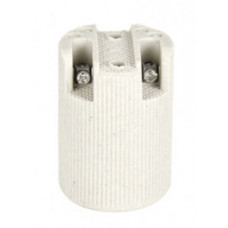 Ecola патрон керамический E14 белый AB4SCWEAY