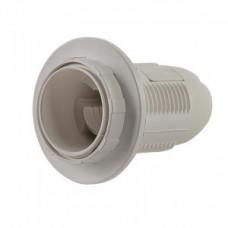ASD Патрон Е27-ППК пластиковый с прижимным кольцом 4690612002477