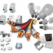 Электрооборудование и электротовары