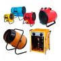 Пушки электрические тепловые