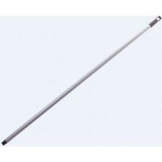 Черенок SV3061, 120см, пластик/металл, серебро (антрацит) SVIP