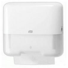 Диспенсер для полотенец TORK Elevation mini ZZ белый, 553100 (полотенца 122168,122261,122262,121920)