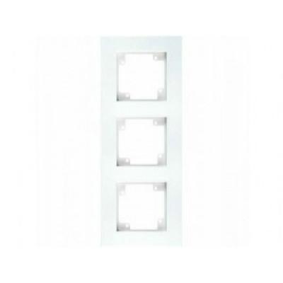 GUSI (Гуси) City рамка СУ 3 мест. универсальная, бел/бел. С513-001-001