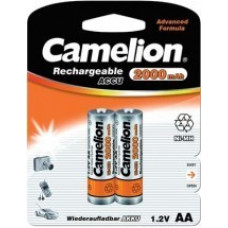 Аккумулятор Camelion R6 2000mAh Ni-MH BL2