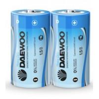 Элемент питания Daewoo R20/373 NEW 2S