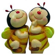 GKS122-01 Green Apple Ороситель декоративный Пчелка 5*4*14.5