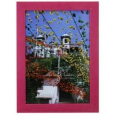 Фоторамка Сосна 21*30/19 (5N92) цвет малиновый