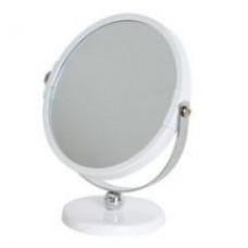 Зеркало косметич. d=12,5см, хром, одностор., (1/X5), 310453, Рыжий Кот