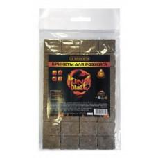 Брикеты для розжига 32шт/уп, цена за уп King of Blaze