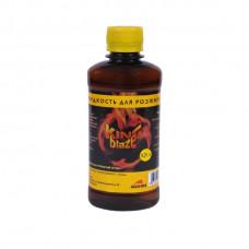 Жидкость для розжига 0,25л King of Blaze (углеводород)