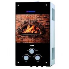 Газовый проточный водонагреватель EDISSON S 20 G (Камин)
