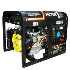 Портативный бензогенератор HUTER DY6500LXW
