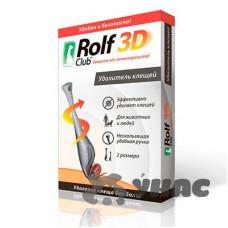 РольфКлуб Удалитель-выкручиватель клещей (2 штуки) R423