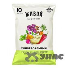 """Биогрунт """"Живой"""" Универсальный 10л """"СЗТК"""""""