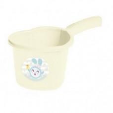Ковшик детский Малышарики молочный LA1133МЛЧ Little Angel