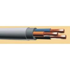 Кабель NYM/NUM 3х1,5 (ГОСТ) (Калужский кабельный завод) силовой медный изоляц. ПВХ+резина+ПВХ 660В