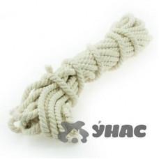 Шнур (веревка) для суш белья витая 10м d8 мм 94849 453-015 0