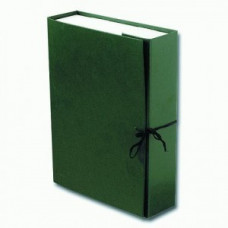 Короб архивный, бумвинил, 7 см (на 600л.), цвет ассорти, h-70