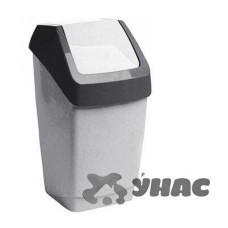 Контейнер для мусора ХАПС 25лМ 2472 мрамор
