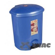 Контейнер для мусора 7л спедалью Эльфпласт 110