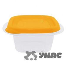 Комплект контейнеров (квадр)3шт* 0,45л Омега АЛЕАНА