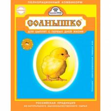 """Корм """"Солнышко"""" 700г для цыплят новый"""