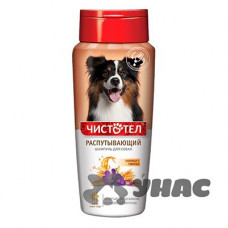 Чистотел Шампунь для собак Распутывающий 270мл C708