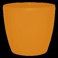Горшок МАТИЛЬДА 16*15 оранжевый