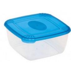 Емкость для СВЧ и хранения продуктов Polar microwave 2,5л, квадратн, PT9677 Plast team