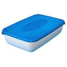 Емкость для СВЧ и хранения продуктов Polar microwave 3л, прямоуг, PT9673 Plast team