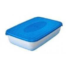 Емкость для СВЧ и хранения продуктов Polar microwave 0,9л, прямоуг, PT9671 Plast team