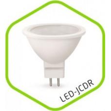 ASD MR16 GU5.3 220V 7.5W 3000К 2K 51x50 матов. пластик/алюм standard 2286