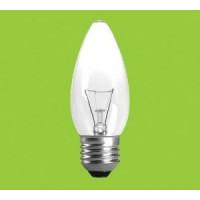 ASD B35 E14 60W свеча прозрачная