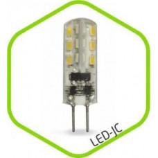 ASD G4 12V 3W 3000К 2K 45х16 пластик standard 4624