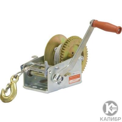 Лебедка Калибр ЛБ-1100
