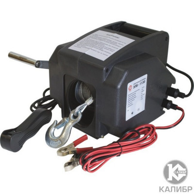 Лебедка электрическая Калибр ЭЛБ-1130