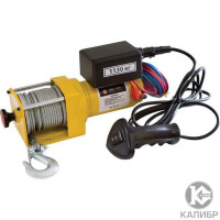 Лебедка электрическая Калибр ЭЛБА-1130