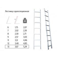 Лестница односекционная Most 13ст
