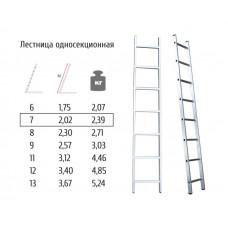 Лестница односекционная Most 7ст
