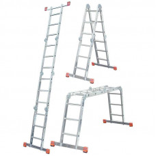 Лестница четырехсекционная трансформер Most 4х4