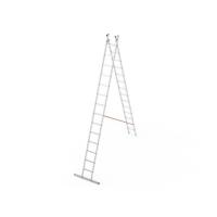 Лестница двухсекционная Most 14ст