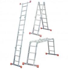 Лестница четырехсекционная трансформер Most 4х5