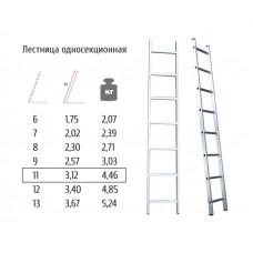 Лестница односекционная Most 11ст