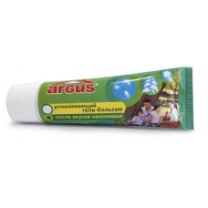 ARGUS Гель-бальзам после укусов комаров 50мл (туба) с ментолом