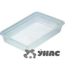 Лоток 3л для пищевых продуктов МилихПластик06430