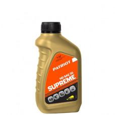 Масло 4-х тактное PATRIOT SUPREME HD SAE30 0,592л